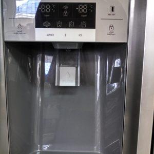 Daewoo 23 Cu. Ft. Side by Side Refrigerator SX23F2S