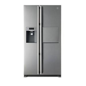 daewoo side by side frost free refrigerator