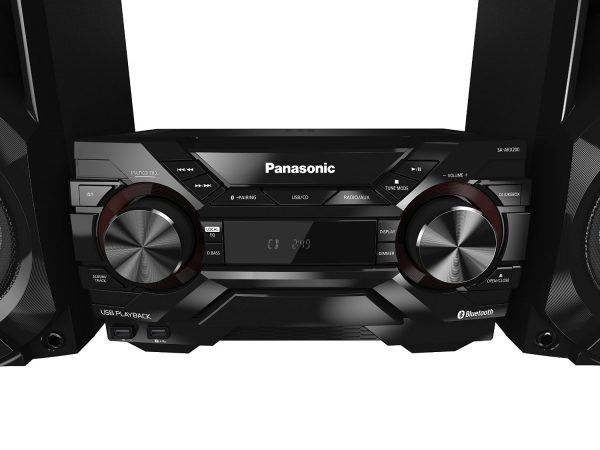 Panasonic 400 Watts Hi-Fi Stereo System(main unit)
