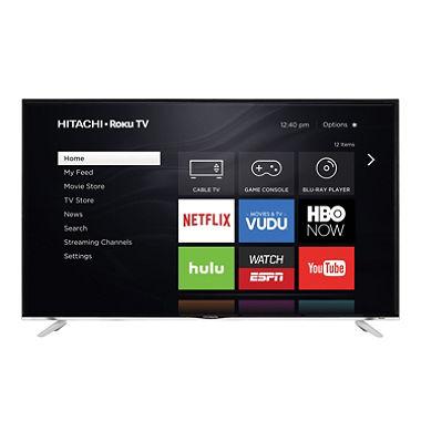 Hitachi Roku 50 inch Smart Television-buymozlems.com