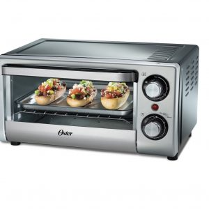 Oster 4 Slice Toaster Oven-buymozlems.com