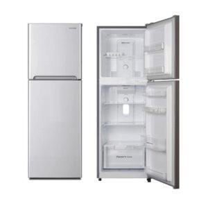 Daewoo 9 Cu.Ft Automatic Defrost White Refrigerator-buymozlems.com