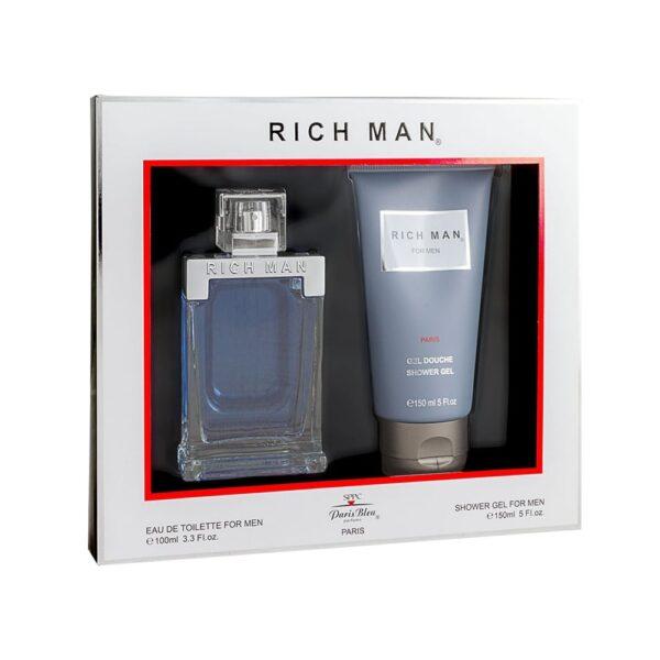Rich Man 2 piece Set for Men-buymozlems.com