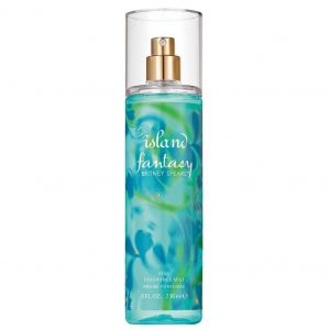 Britney Spears Island Fantasy Fragrance Mist for Women-buymozlems.com