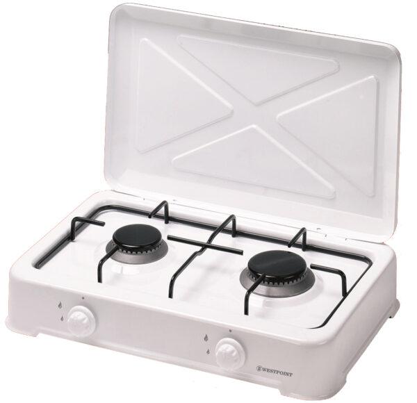 Westpoint 2 burner Table Top Cooker-buymozlems.com