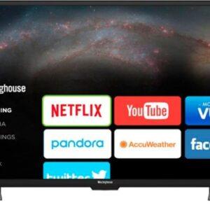 "Westinghouse 39"" Television. buymozlems.com"