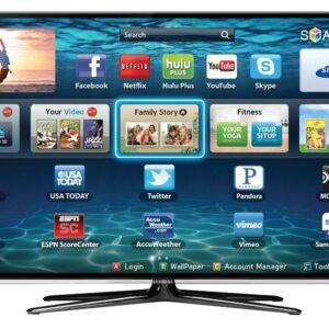 """Samsung 50"""" Smart Television. buymozlems.com"""